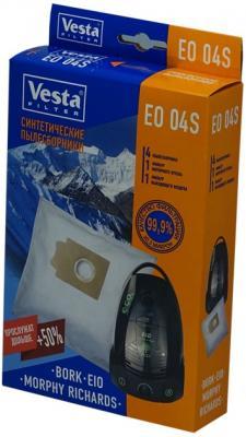 Комплект пылесборников Vesta EO 04 S EiO комплект пылесборников vesta filter eo 04 5 шт