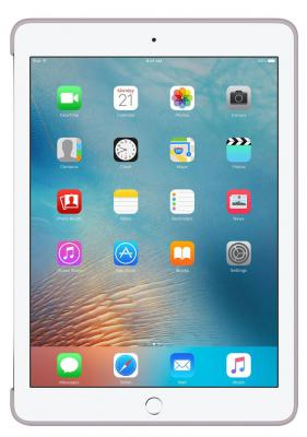 Чехол Apple Silicone Case для iPad Pro 9.7 серый MM262ZM/A