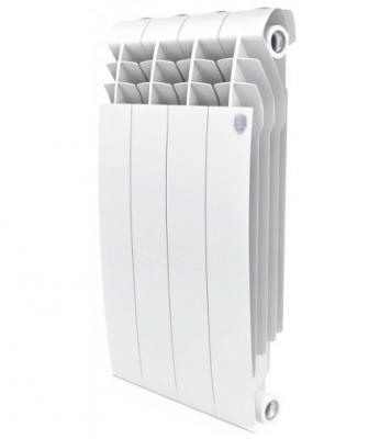Радиатор Royal Thermo BiLiner 500 4 секции цена