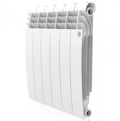 Радиатор Royal Thermo BiLiner 500 6 секций royal thermo optimal 500 6 секций