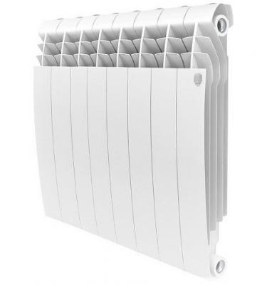 Радиатор Royal Thermo BiLiner 500 8 секций белый водяной радиатор отопления royal thermo biliner 500 12 noir sable