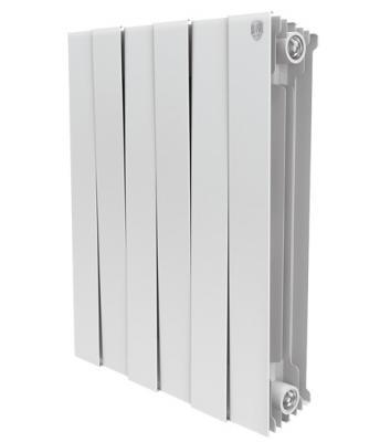 Радиатор Royal Thermo PianoForte 500/Bianco Traffico 6 секций радиатор royal thermo vittoria 500 6 секций