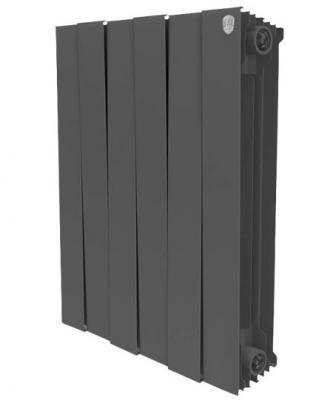 Радиатор Royal Thermo PianoForte 500/Noir Sable 10 секций royal thermo optimal 500 6 секций