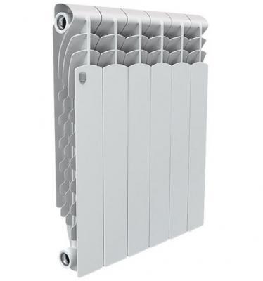 Радиатор Royal Thermo Revolution 500 4 секции цена