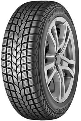 Шина Dunlop SP Winter Sport 400 255/55 R18 105H 2012год шина dunlop winter maxx sj8 255 65 r17 110r