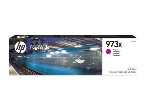 Картридж HP F6T82AE для PageWide Pro 452/477 пурпурный мфу hp pagewide pro 477dw