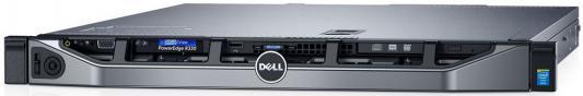 Сервер Dell PowerEdge R230 R230-AEXB-01t