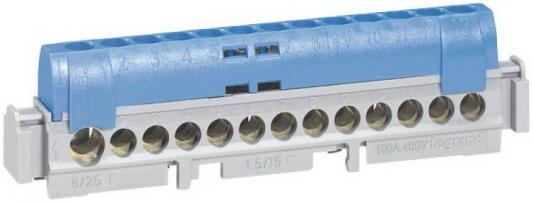 Клеммная колодка Legrand IP2X/нейтраль 04846