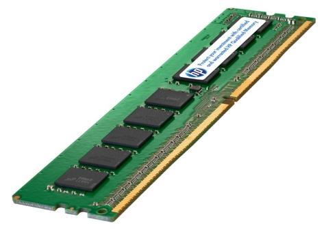 Оперативная память 16Gb (1x16Gb) PC4-17000 2133MHz DDR4 DIMM CL15 HP 805671-B21 оперативная память 8gb pc4 17000 2133mhz ddr4 dimm hp 726718 b21