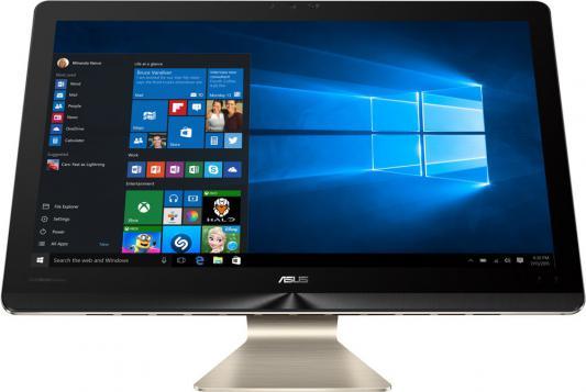 "Моноблок 24"" ASUS Z240ICGT-GJ191X 3840 x 2160 Intel Core i7-6700T 16Gb 1Tb + 512 SSD nVidia GeForce GTX 960M 2048 Мб Windows 10 Home золотистый 90PT01E1-M01610"
