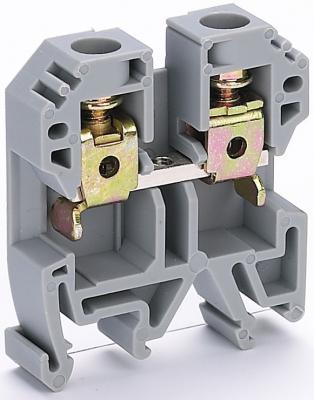 Зажим наборный Schneider Electric 70А 10мм2 ЗН-101 серый DEKraft 32404DEK
