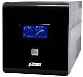 Источник бесперебойного питания Powerman Smart Sine 1500 1500VA Черный Серый