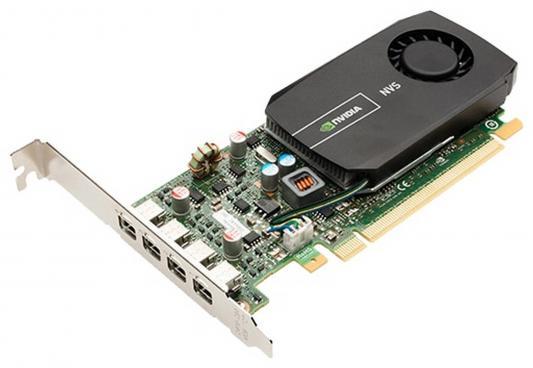 Видеокарта 2048Mb PNY NVS 510 PCI-E 128bit GDDR3 VCNVS510DVI-PB Retail