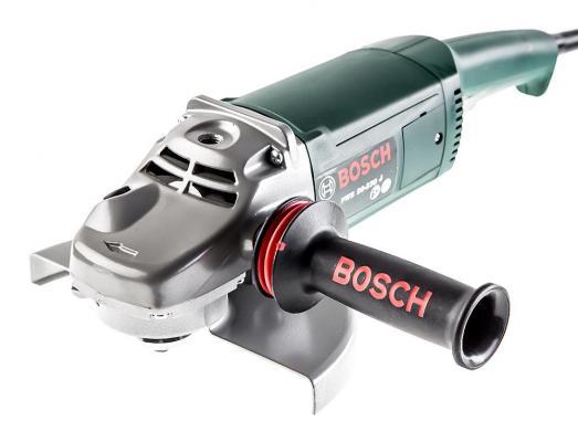 Углошлифовальная машина Bosch PWS 20-230 J 2 230 мм 2000 Вт углошлифовальная машина bosch pws 2000 230 je