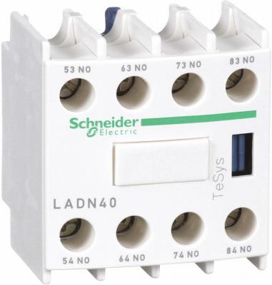 Дополнительный контактный блок Schneider Electric LADN40