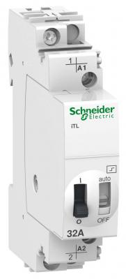 Реле импульсное Schneider Electric  iTL 32A 1НО 230В АС 50-60ГЦ 110В D A9C30831