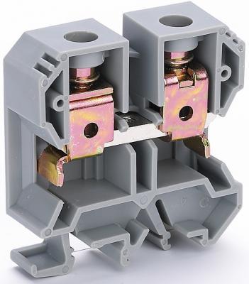 Зажим наборный Schneider Electric 125А 35мм2 ЗН-101 серый 32408DEK