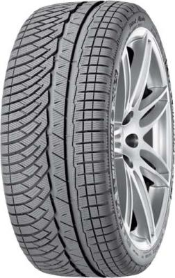 Шина Michelin Pilot Alpin PA4 245/50 R18 100H зимняя шина michelin pilot alpin pa4 295 30 r20 101w xl fsl