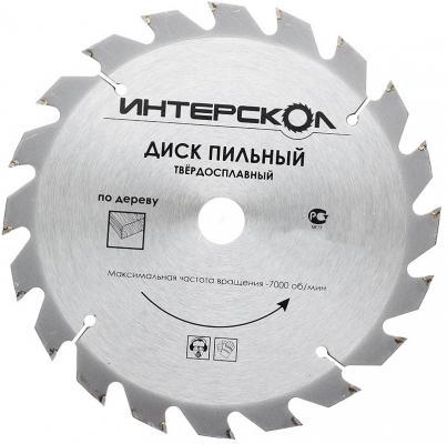 Пильный диск Интерскол 140x1.6x20x16Т по дереву 2120914001600