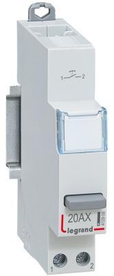 Выключатель кнопочный  Legrand 20А НО 412908