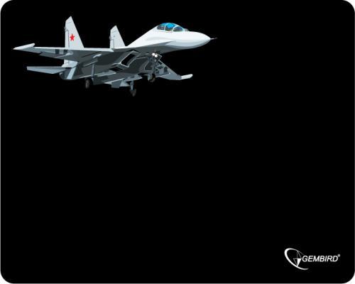 Коврик для мыши Gembird MP-GAME5 с рисунком самолет-2