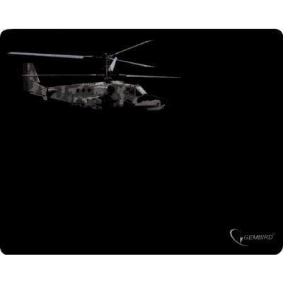 Коврик для мыши Gembird MP-GAME4 с рисунком вертолет-2