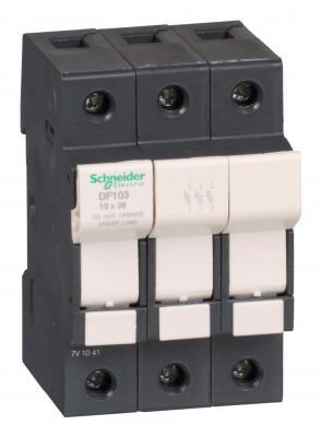 Разьединитель-предохранитель Schneider Electric 32A.3P.10Х38 DF103