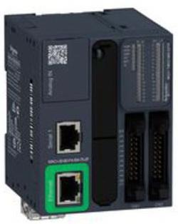 Блок модульный базовый Schneider Electric М221-32IO ТРАНЗ ETH TM221ME32TK