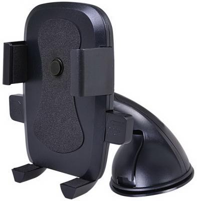 Автомобильный держатель Perfeo PH-516 до 6 на стекло торпедо черный perfeo ph 531 автодержатель для смартфона до 6 на стекло торпедо супер присоска черный pf a4271
