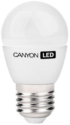 Лампа светодиодная шар Canyon PE27FR3.3W230VN E27 3.3W 4000K