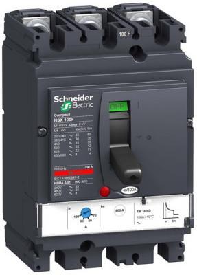 Автоматический выключатель Schneider Electric  TM100D NSX100F LV429630 rk ss schneider schneider tm instructor s manual to accompany h vac control systems 2ed pr only