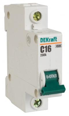 Автоматический выключатель Schneider Electric 11054DEK