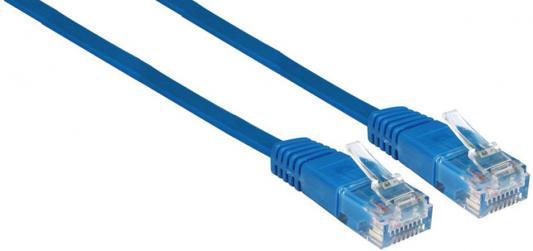 Патч-корд UTP 5e категории 1.5м Exegate EX241493RUS синий