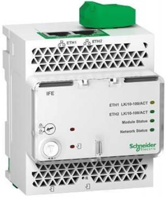 Модуль  Schneider Electric IFE LV434010 шкаф электрический навесной schneider electric 600мм 21 модуль 8107