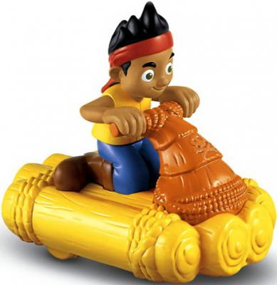 Пластмассовая игрушка Fisher Price Джейк и пираты Нетландии Х1218 цена