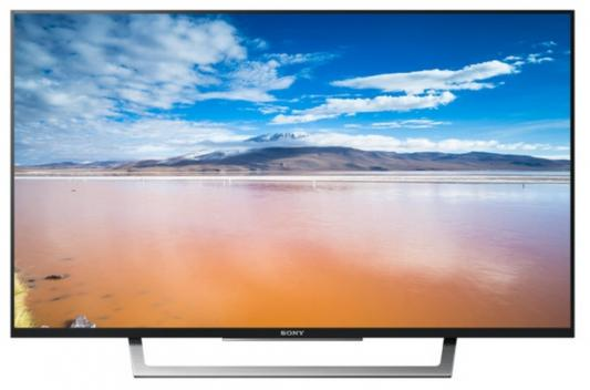 Телевизор SONY KDL32WD756 черный серебристый