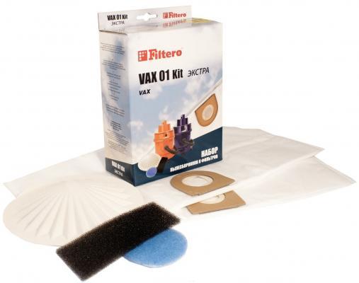 цена на Набор фильтров Filtero VAX 01 Kit 2 шт