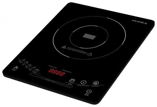 Электрическая плита Supra HS-702I черный