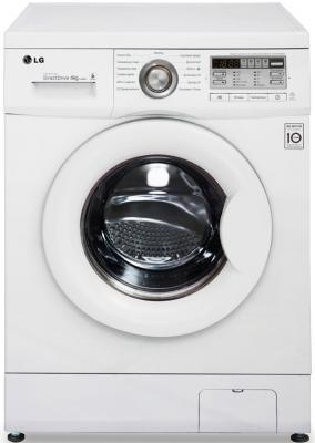 Стиральная машина LG F10B8SD0 белый стиральная машина lg f10b8sd0