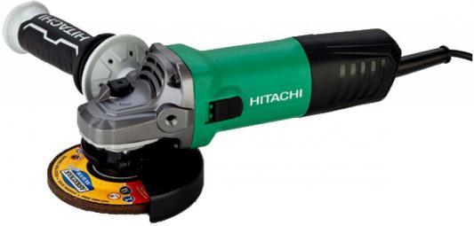 Угловая шлифомашина Hitachi G12SW 1200Вт 115мм