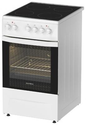Электрическая плита Darina 1D EC 241 614 W белый цена и фото
