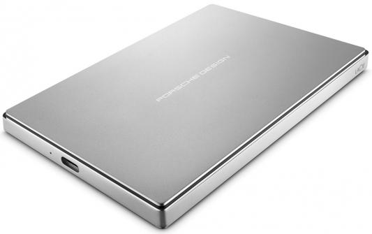 "Внешний жесткий диск 2.5"" USB3.1 1Tb Lacie Porsche Design Mobile Drive STFD1000400"