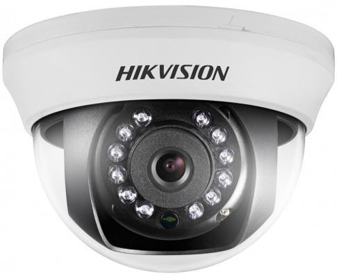"""Камера видеонаблюдения Hikvision DS-2CE56D0T-IRMM 1/3"""" CMOS 2.8 мм ИК до 20 м"""