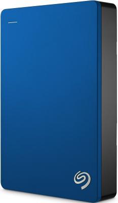 Внешний жесткий диск 2.5 USB3.0 4 Tb Seagate STDR4000901 синий внешний жесткий диск lacie 9000304 silver