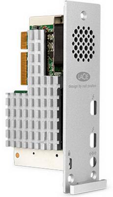 Твердотельный накопитель Thunderbolt2 Lacie Rugged 128Gb SSD LAC9000542