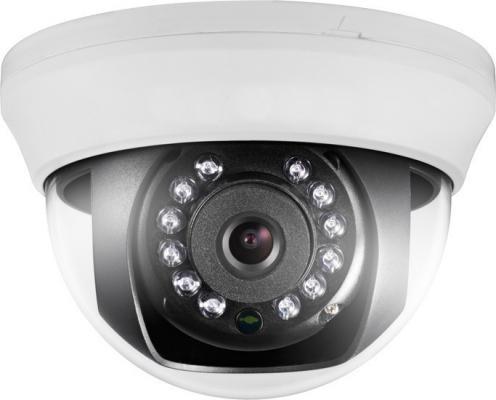 """Камера видеонаблюдения Hikvision DS-2CE56C0T-IRMM внутренняя 1/3"""" CMOS 2.8мм ИК до 20 м"""