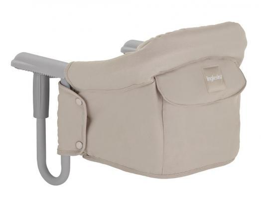Купить Подвесной стульчик для кормления Inglesina Fast (cream), бежевый, металл + текстиль, Стульчики для кормления