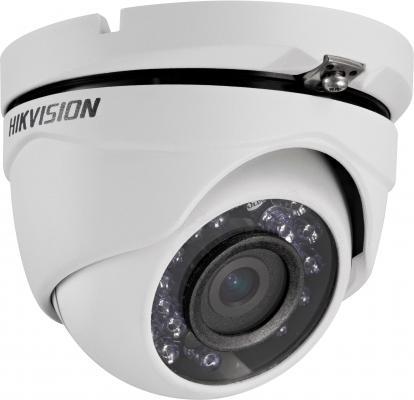 """Камера видеонаблюдения Hikvision DS-2CE56C0T-IRM уличная 1/3"""" CMOS 2.8 мм ИК до 20 м"""