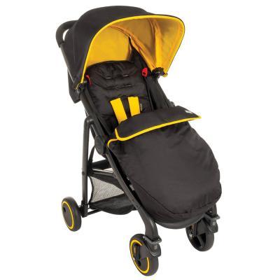 Прогулочная коляска Graco Blox (black/yellow)
