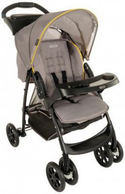 Прогулочная коляска Graco Mirage (yellow/gray)